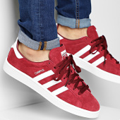 /achat-baskets-basses/adidas-baskets-campus-bz0087-collegiate-burgundy-footwear-white-chalk-white-126265.html
