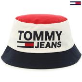 /achat-bobs/tommy-hilfiger-jeans-bob-flock-bucket-au0au00125-bleu-marine-blanc-rouge-126410.html