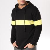 /achat-sweats-capuche/frilivin-sweat-capuche-oversize-6729-noir-avec-bande-jaune-126546.html