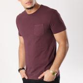/achat-t-shirts-poche/celio-tee-shirt-poche-gepocket-bordeaux-127063.html