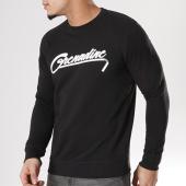 /achat-sweats-col-rond-crewneck/ah2-sweat-crewneck-logo-grenadine-noir-blanc-127212.html