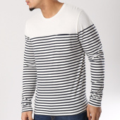 /achat-t-shirts-manches-longues/selected-tee-shirt-manches-longues-poche-theo-blanc-bleu-marine-127123.html