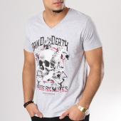 /achat-t-shirts/crossby-tee-shirt-back-liquor-gris-chine-127573.html