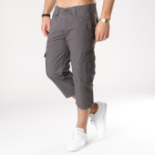 /achat-pantalons-cargo/crossby-pantacourt-rody-gris-anthracite-127639.html