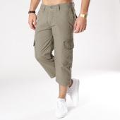 /achat-pantalons-cargo/crossby-pantacourt-rando-vert-kaki-127648.html