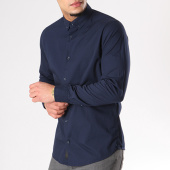 /achat-chemises-manches-longues/produkt-chemise-manches-longues-sharif-poplin-bleu-marine-127625.html