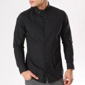 /achat-chemises-manches-longues/produkt-chemise-manches-longues-sharif-poplin-noir-127631.html