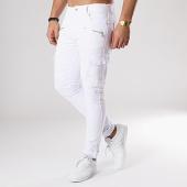 /achat-jeans/terance-kole-jean-skinny-zips-72178-blanc-127592.html