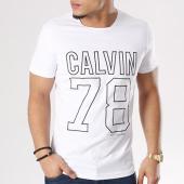 /achat-t-shirts/calvin-klein-tee-shirt-6870-blanc-127911.html