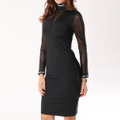/achat-robes/unkut-robe-manches-longues-femme-babe-noir-127893.html
