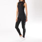 /achat-jeans-pantalons/unkut-combinaison-avec-bandes-femme-skin-noir-127894.html