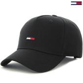 /achat-casquettes-de-baseball/tommy-hilfiger-jeans-casquette-flag-0068-noir-127985.html
