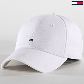 /achat-casquettes-de-baseball/tommy-hilfiger-casquette-classic-bb-aw0aw05080-blanc-127987.html