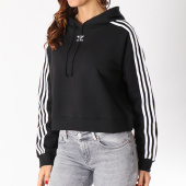 https://www.laboutiqueofficielle.com/achat-sweats-capuche/sweat-capuche-femme-cropped-cy4766-noir-128111.html
