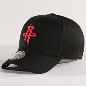 /achat-casquettes-de-baseball/mitchell-and-ness-casquette-team-logo-low-pro-houston-rockets-noir-128211.html