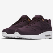 /achat-baskets-basses/nike-baskets-femme-air-max-1-premium-454746-602-port-wine-white-128161.html
