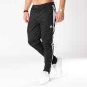 /achat-pantalons-joggings/adidas-pantalon-jogging-bandes-brodees-beckenbauer-cw1269-noir-blanc-128520.html