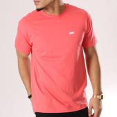 /achat-t-shirts/obey-tee-shirt-jumble-lo-fi-corail-128452.html