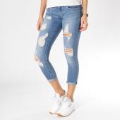 https://www.laboutiqueofficielle.com/achat-jeans/jean-skinny-dechire-femme-coral-bleu-denim-128360.html