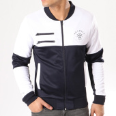 /achat-vestes/anthill-veste-zippee-logo-bleu-marine-blanc-128573.html