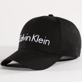 /achat-casquettes-de-baseball/calvin-klein-casquette-0064-noir-blanc-128588.html
