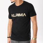 /achat-t-shirts/alrima-tee-shirt-logo-noir-dore-128709.html