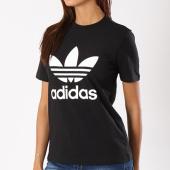/achat-t-shirts/adidas-tee-shirt-femme-trefoil-cv9888-noir-blanc-129232.html