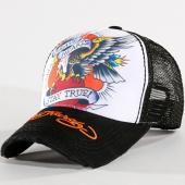 /achat-trucker/ed-hardy-casquette-trucker-eagle-noir-blanc-129321.html