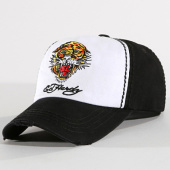 /achat-casquettes-de-baseball/ed-hardy-casquette-brodee-one-1-blanc-129324.html