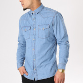 /achat-chemises-manches-longues/produkt-chemise-en-jean-manches-longues-dek-next-western-bleu-denim-129336.html