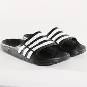 /achat-claquettes-sandales/adidas-claquettes-duramo-slide-g15890-black-white-129505.html