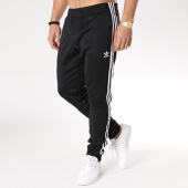 /achat-pantalons-joggings/adidas-pantalon-jogging-bandes-brodees-sst-cw1275-noir-blanc-129517.html