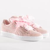 /achat-baskets-basses/puma-baskets-femme-suede-heart-valentine-365135-03-pearl-129805.html