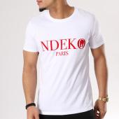 /achat-t-shirts/ndeko-tee-shirt-typo-blanc-rouge-129908.html