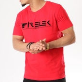 /achat-t-shirts/firelek-tee-shirt-logo-feutrine-rouge-130085.html