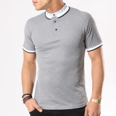 /achat-polos-manches-courtes/ikao-polo-manches-courtes-g-770-gris-chine-130528.html
