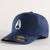 /achat-fitted/nixon-casquette-fitted-deep-down-athletic-bleu-marine-130821.html