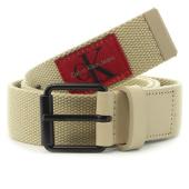 /achat-ceintures/calvin-klein-ceinture-reissue-webbing-beige-131140.html
