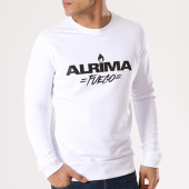 /achat-sweats-col-rond-crewneck/alrima-sweat-crewneck-fuego-blanc-131597.html