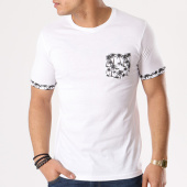 /achat-t-shirts-poche/brave-soul-tee-shirt-poche-vine-blanc-noir-floral-131389.html