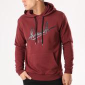 /achat-sweats-capuche/kpoint-sweat-capuche-huuh-logo-bordeaux-131552.html