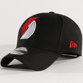 /achat-casquettes-de-baseball/new-era-casquette-the-league-nba-portland-trail-blazers-noir-131418.html