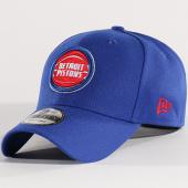 /achat-casquettes-de-baseball/new-era-casquette-the-league-nba-detroit-pistons-bleu-roi-131423.html