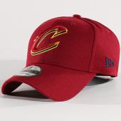/achat-casquettes-de-baseball/new-era-casquette-the-league-nba-cleveland-cavaliers-bordeaux-131424.html