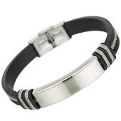 /achat-bracelets/california-jewels-bracelet-sleek-noir-131640.html