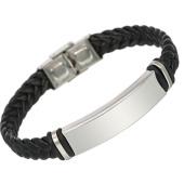 /achat-bracelets/california-jewels-bracelet-sleek-noir-131643.html