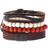 /achat-bracelets/california-jewels-lot-de-3-bracelets-shore-marron-blanc-rouge-131664.html