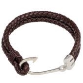 /achat-bracelets/california-jewels-bracelet-hook-marron-131670.html
