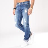 /achat-jeans/le-temps-des-cerises-jean-slim-711-basic-bleu-denim-131791.html