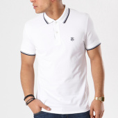/achat-polos-manches-courtes/selected-polo-manches-courtes-new-season-blanc-131644.html